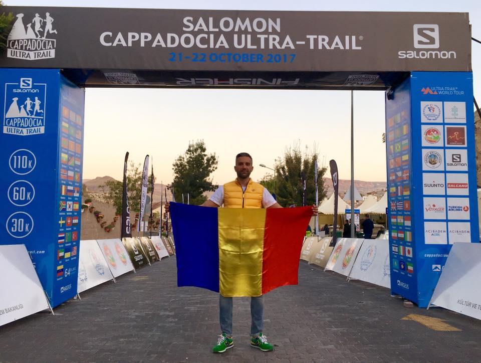 Mihai Nenciu Cappadocia ultramaraton