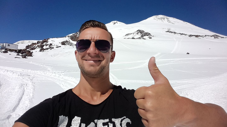 Bogdan Ofiteru Elbrus 7 summits