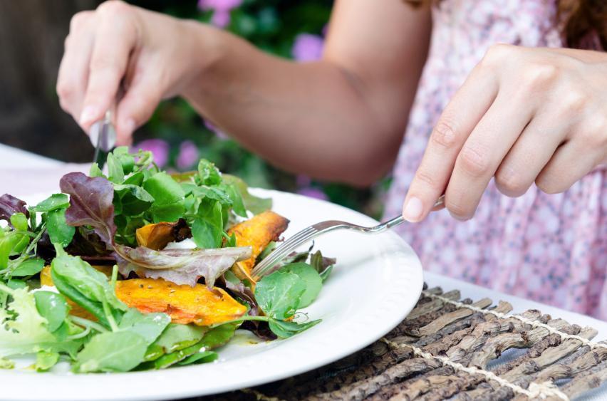 Printesele papa salata
