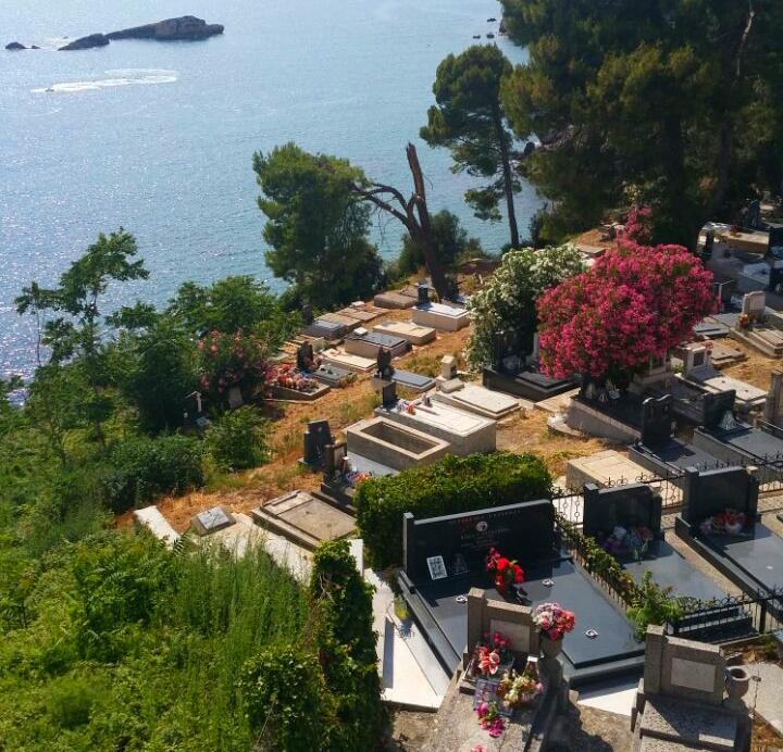 Cimitir Ulcinj Muntenegru